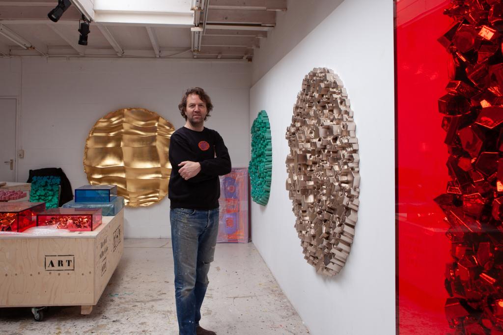 John Breed Galerie in Ortschaft